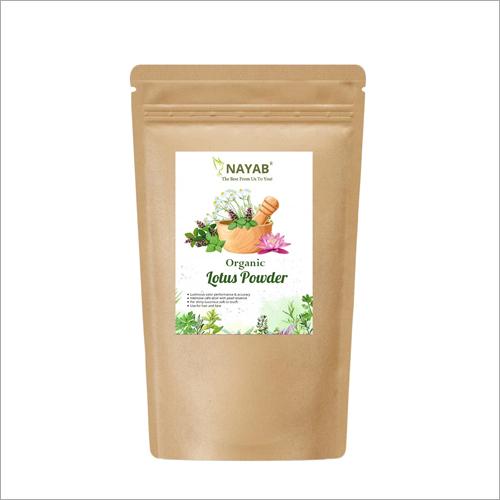 Nayab Organic Lotus Powder