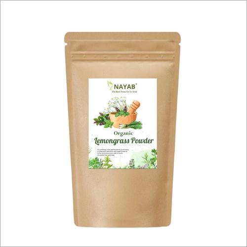 Nayab Organic Lemongrass Powder