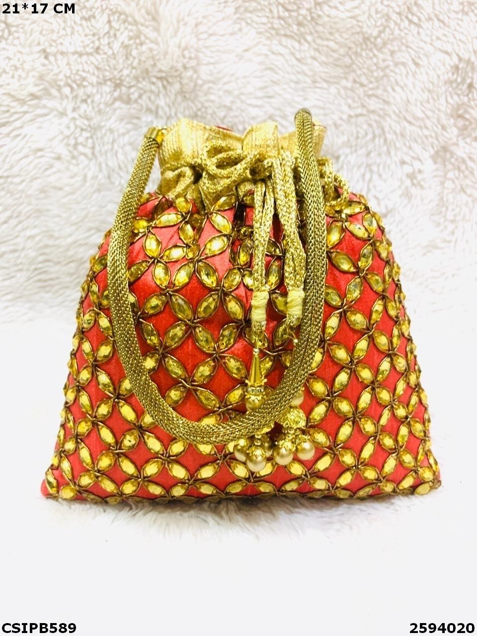 Trendy Potli Bag