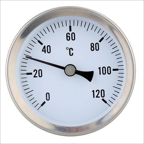 Mechanical Temperature Gauge