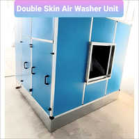 Double Skin Air Washer Unit