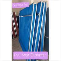 Pvc Mist Eliminator Cellulose Pad