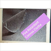 Fire Retardant Canvas Cloth