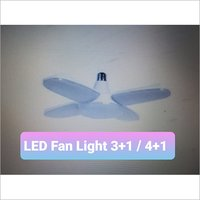3+1 LED Fan Light