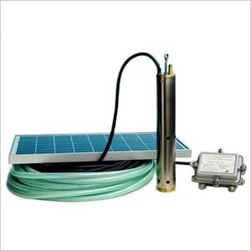1 HP DC Solar Water Pump