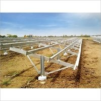 Module Mounting Structure Hot Dip Galvanized