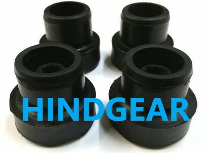 JCB Engine Mountings Set of 4 Pcs. Part No. 123/03138 Hindgear