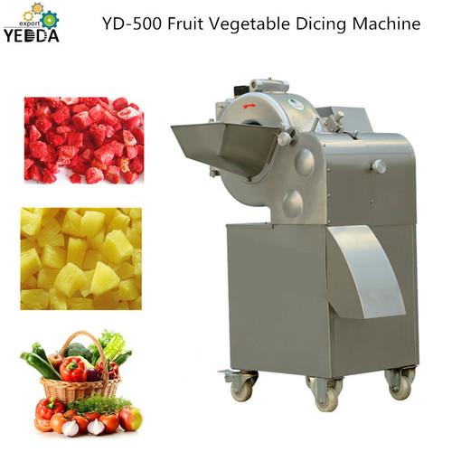 YD-500 Fruit Vegetable Dicing Machine