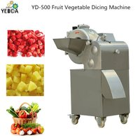 YD-500 Fruit Vegetable Dicing Machine