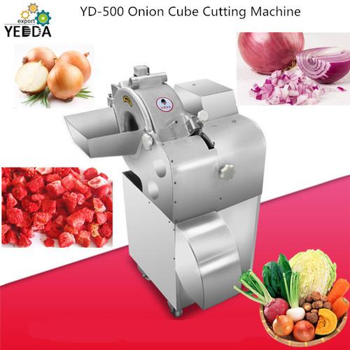 YD-500 Onion Cube Cutting Machine