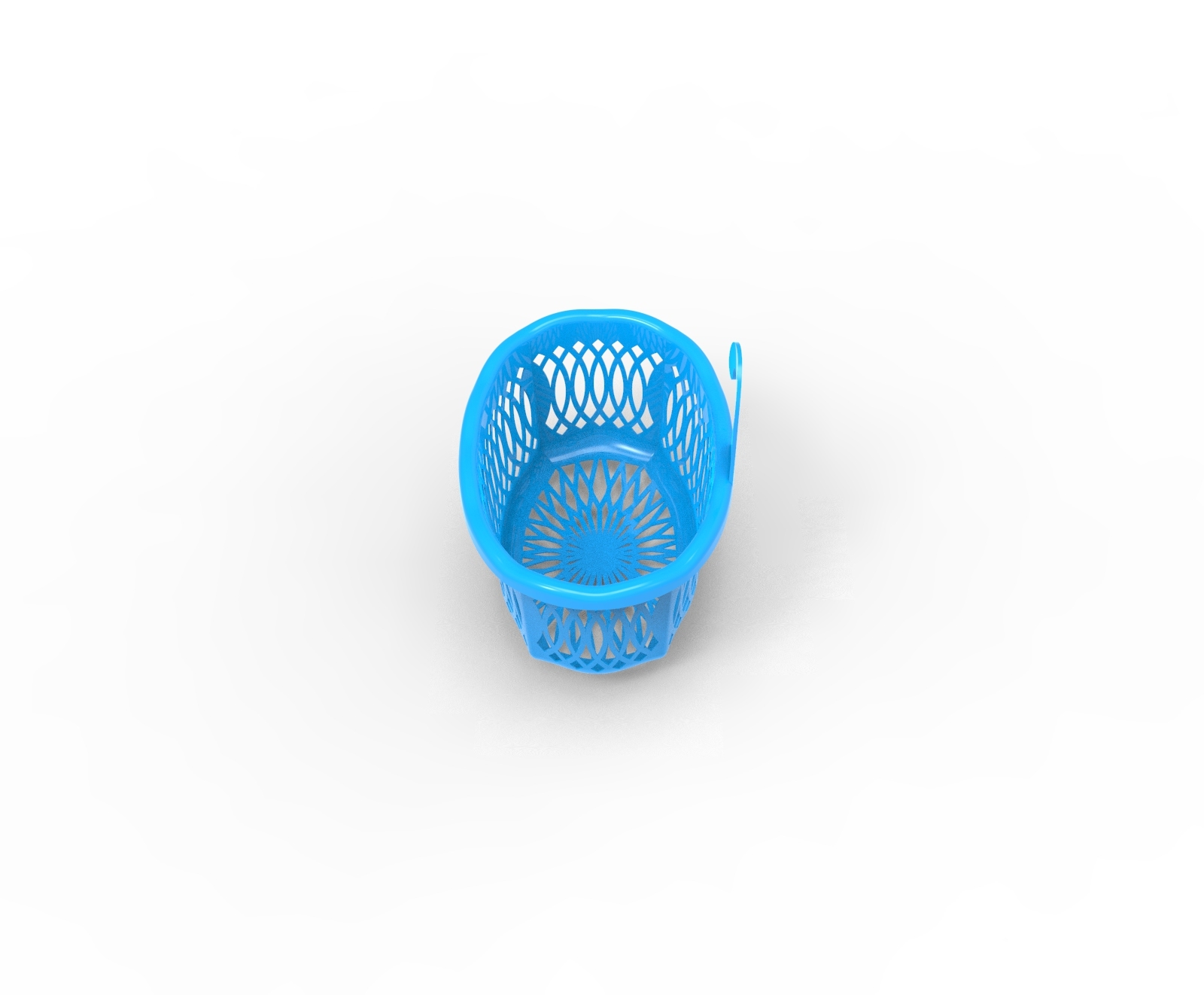 Small Size Draining Basket Mold