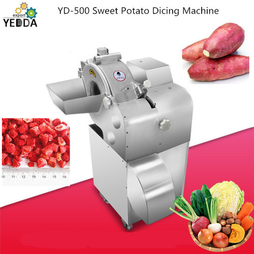 YD-500 Sweet Potato Dicing Machine