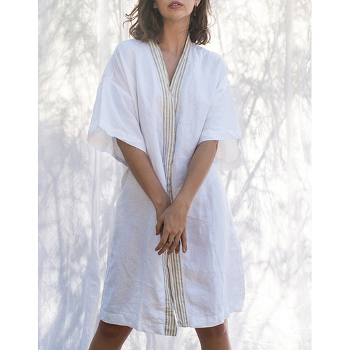 100% Linen Soft Fabric All Season Comfortable Full