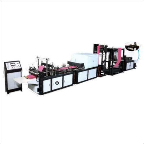 Non Woven Fully Automatic Bag Making Machine