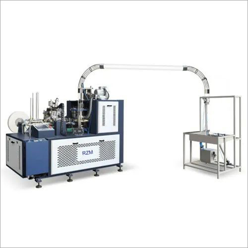 Industrial High Speed Paper Cup Making Machine With Auto Collector