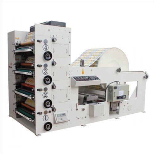 Industrial Paper Cup Printing Machine