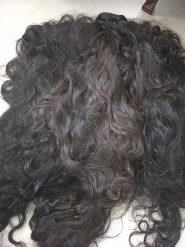 Unprocessed Bulk Human Hair Indian Virgin Hair