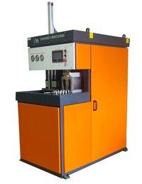 2000BPH High Speed Semi Automatic PET Blowing Machine