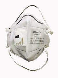 3M 9004V Particulate Respirator White  FFP1, (Pack of 25)