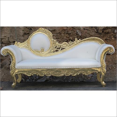 Wooden Fancy Sofa