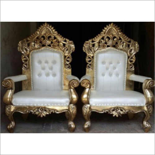 Wooden Designing Chair
