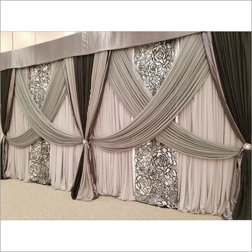 Weddingg Stage Curtains