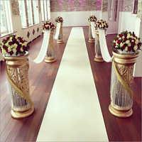 Fiber Designer Walkway Entry Pillars