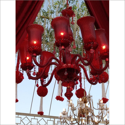 Designer Glass Chandeliers