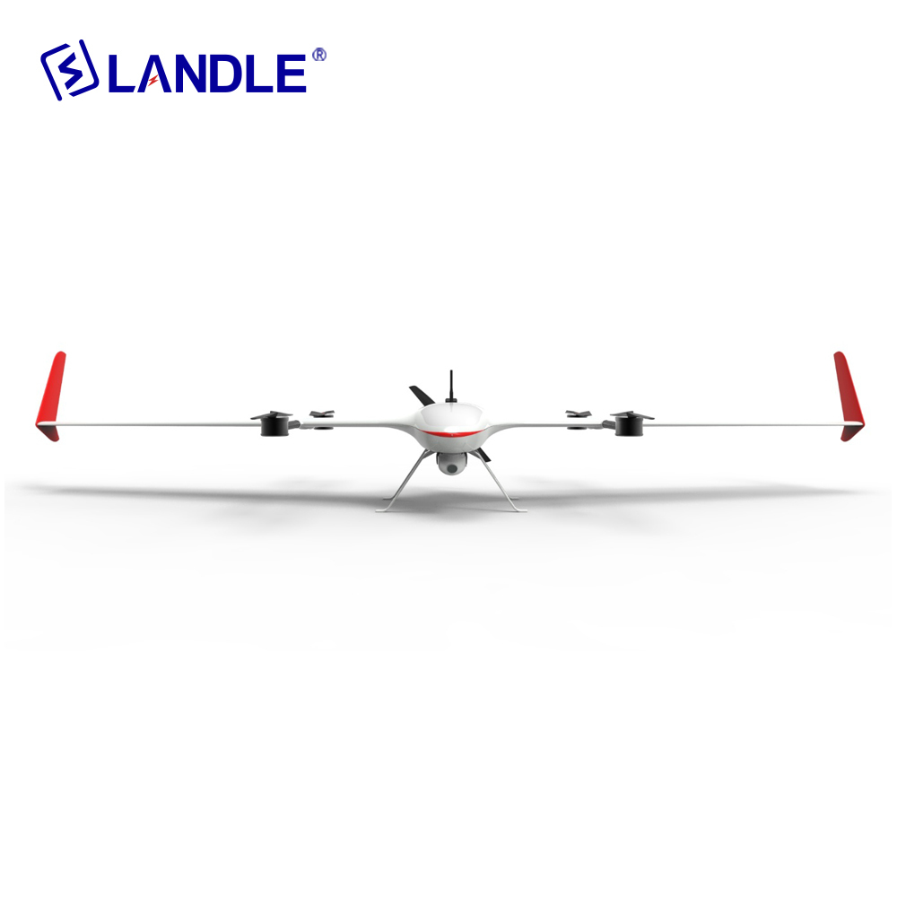 Ct-15 Drones With Hd Camera And Gps Drone Long Range Vtol Drone