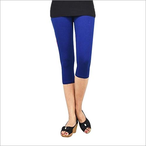 Ladies Plain Shorts Leggings