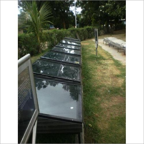 Commercial Solar Desalination System
