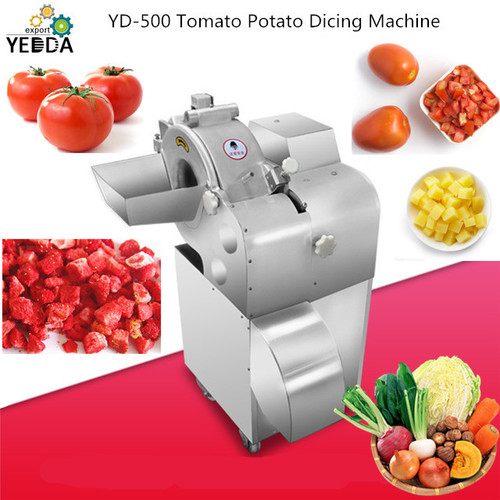 YD-500 Tomato Potato Dicing Machine