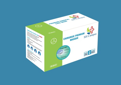 3 ply surgical mask (99% BFE SGS)