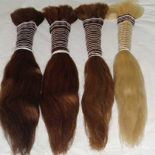 Beautiful Colored Human Hair Extensions