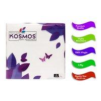 Kosmos Regular Use Quality 29x29cm Paper Napkins - 1 PLY 50 PULL