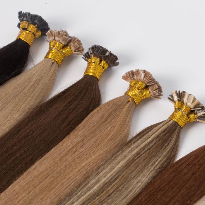 Flat Tip Human Hair