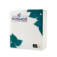 Kosmos Regular Quality 25x27 Cm Paper Napkins - 2 Ply 50 Pull
