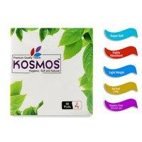 Kosmos Premium Quality 32x32 Cm Paper Napkins - 2 Ply 50 Pull