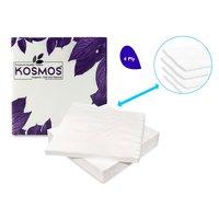 Kosmos Regular Quality 38x38 Cm Paper Napkins - 4 Ply 50 Pull