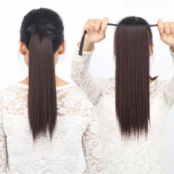 Indian Ponytail Human Hair