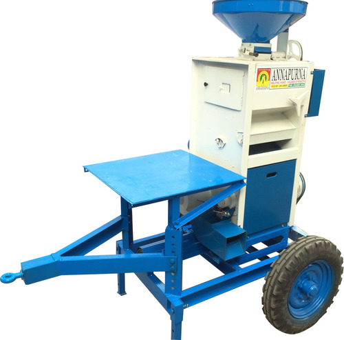 Rubber Sheller Polisher