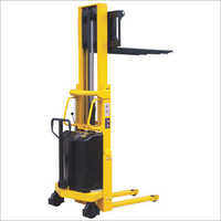 Electric Stacker Machine