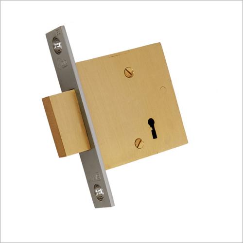 1176 Brass Dead Lock