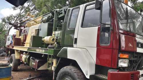 Water well Drilling rig - Stallion Truck | PDTHR 200