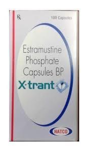 X TRANT  CAPSULE,Estramustine