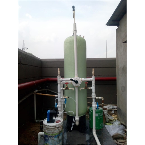Iron Removal Water Treatment Plant
