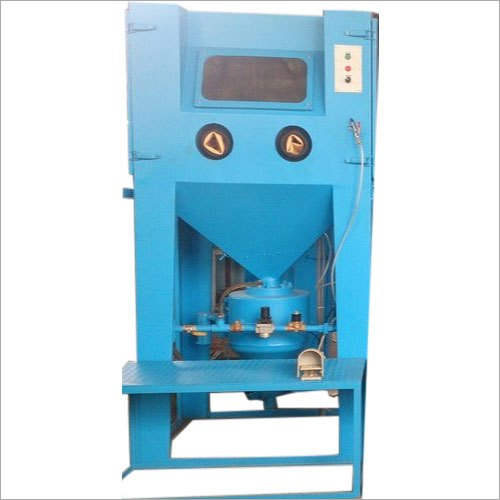 Automatic Pressure Blasting Machine