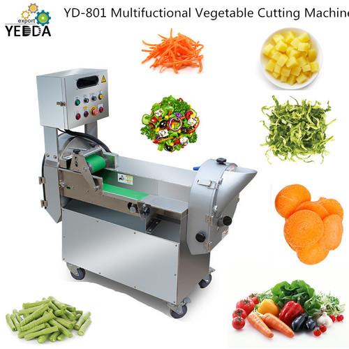 YD-801 Multifuctional Vegetable Cutting Machine