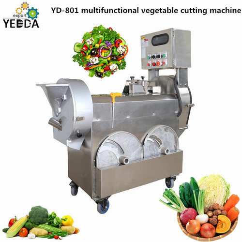 YD-801 multifunctional vegetable cutting machine