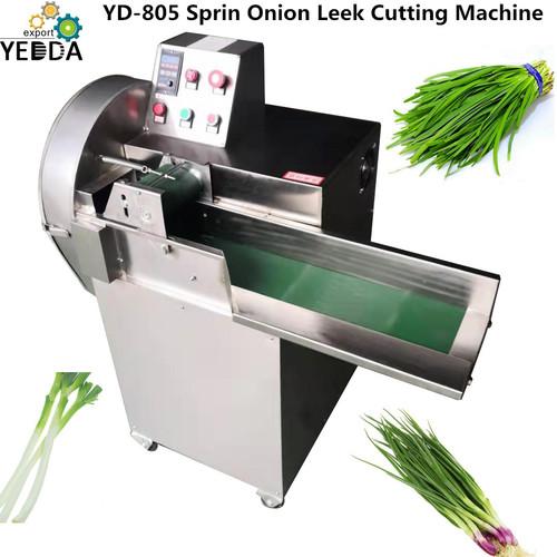 YD-805 Sprin Onion Leek Cutting Machine